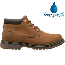 Helly Hansen Saddleback Mens leather Waterproof Chukka Desert Ankle Boots