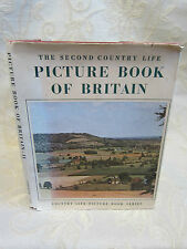 Vintage-The second Country Life picture book of Britain - 1951