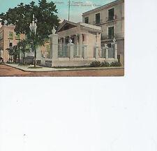 El Templete  Columbus Memorial Chapel   Habana  Cuba     Postcard  Havana