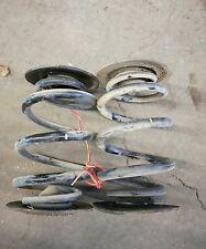 BMW Z4: E85 E86 Spiralfedern Tonnenfeder HINTEN Fahrwerksfeder HR+HL Feder