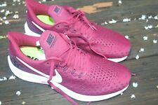 Nike Air Zoom Pegasus 35 Berry Red Women's Size 9  A03906-611 2/8/18 Shoes