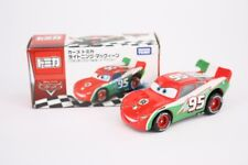 Takara Tomy Tomica Disney Pixar CARS McQueen Francesco BI Type Mini Car Diecast