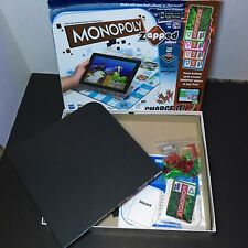 MONOPOLY ZAPPED EDITION BOARD GAME  Hasbro Kids Family