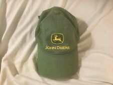 John Deere Owners edition Hat Cap Strapback Work Green Tractor Nothing Runs A1