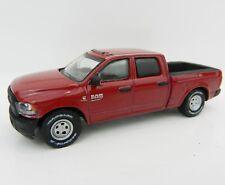 1:64 Maroon 2017 Dodge RAM 2500 Crew Cab Pickup Truck w/TOW HITCH *NEW*