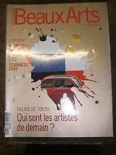 Beaux Arts Magazine N° 259 REMBRANDT CARAVAGE RIBERA VELASQUEZ X. VEILHAN RODIN