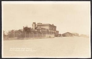 Alameda, California RPPC 1920s - Alameda Airport Real Photo Postcard
