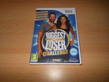 The Biggest Loser Challenge Nintendo Wii UK PAL NEW SEALED