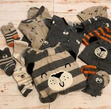 Baby boy size 0-3 months clothes lot:  14 pieces, Gerber