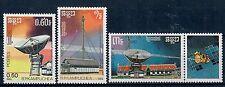 (W0988) CAMBODIA, 1987, SPACE, MI 908/10, MNH/UM, SEE SCAN