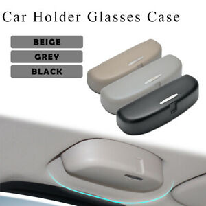 Car Sunglasses Holder Glasses Case Cage Storage Box For All BMW 1 2 3 4 5 Series