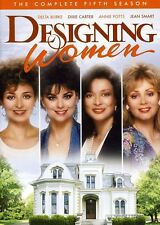 Designing Women: The Complete Fifth Season [4 Discs] (DVD Used Very Good)