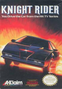 Knight Rider - Kitt NES Nintendo Game