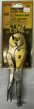 NEW VINTAGE 75TH ANNIVERSARY VISE-GRIP USA LOCKING WRENCH WIRE CUTTER PLIER10LW