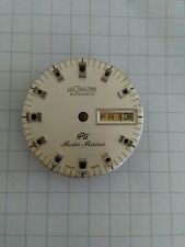 Vintage Le Coultre Master Mariner dial on Zodiac automatic movement  for parts