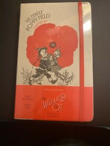 Moleskin Ruled Notebook The Wizard Of Oz