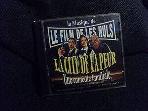 """CD BOF """"LA CITE DE LA PEUR - Le film de Les Nuls"""" Philippe CHANY"""