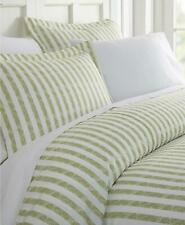 ienjoy Home Tranquil Sleep Patterned 3 Pc Full / Queen Duvet Cover Set Sage $72
