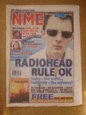 NME 1997 JUN 21 RADIOHEAD BLUR BEASTIE BOYS U2 BJORK