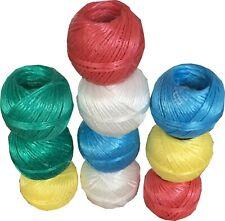 1KG* Polypropylène Poly Emballage//Videur//PRESSE//emballage Corde//Ficelle//String P350