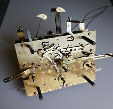 Original Kieninger 9 Bell Longcase Movimiento de Reloj de Péndulo 116 cm 29,9-8 80K