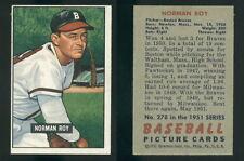 (43503) 1951 Bowman 278 Norman Roy Braves-EM