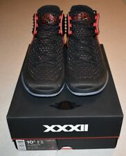 "NEW Men's Nike Air Jordan XXXII (32) ""Bred"" Size 10.5"