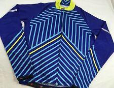 Hincapie Sportswear womens Jersey Paraflex L/S Full Zip Reflect 3 Back Pockets L