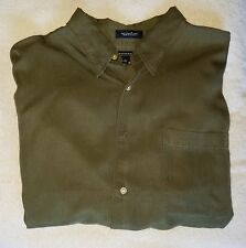 Hathaway Sport Combed Cotton - Green XL Awesome Shirt