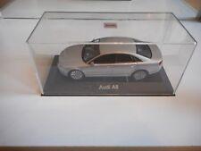 Minichamps Audi A8 in Grey on 1:43 in Box