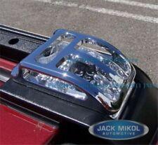 Chrome Billet Aluminium Top Corner Light Guards Cages for HUMMER H2 SUV & SUT