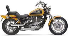 Cobra Drag Pipes Exhaust System Chrome fits Honda VT1100C Shadow Spirit 97-07