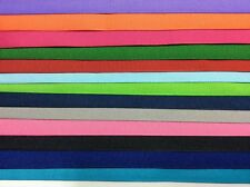 New listing 1-1/2 inch grosgrain ribbon all solids 12 yards 12 different colors Lot 8