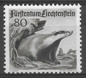 Liechtenstein Stamp - 1950 - Sg 285 Perf 11.5  - Mint Not Hinged