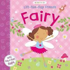 Lift-the-Flap Friends Fairy-ExLibrary