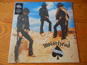 MOTORHEAD ACE OF SPADES LP 180g Vinyl Sanctuary Records LEMMY NEW & SEALED!