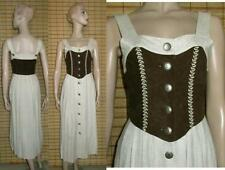 Ärmellose Damen-Trachtenkleider & -Dirndl im Landhaus-Stil mit 36 Größe