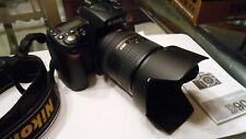 Nikon D90 DSLR Camera BUNDLE + NIKKOR 18-200mm Lens + *EXTRAS*