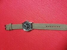 Men's 1960's British RAF Watch Eaglemoss Military Collection