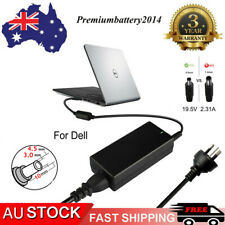 AC Adapter Charger for Dell Vostro 14 3458 15 3558, Latitude 13 3379 7350 45W AU
