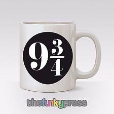 Bodenwaage 9 And 3 Viertel Teetasse Kaffee Tasse Harry Potter Film Slogan