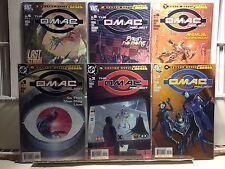 PRIMO:  The OMAC Project 1 2 3 4 5 6 set Rucka Saiz DC comics lot 2005 b2
