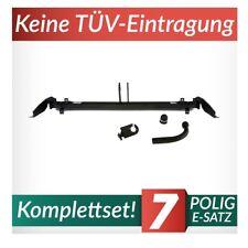 7pol universell E-Satz NEU ABE TOP FIAT Doblo Typ 223 10.2005-02.2010 AHK starr