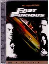 Fast and Furious (2001) DVD  Jewel Case Rarissimo