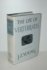 J Z YOUNG - The Life of Vertebrates Second Edition - 1966 - Very clean - unread
