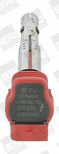 Set of 4 BERU AUDI A6 S6 RS6 A7 A8 R8 Red Coil Packs ZSE032 06E905115E