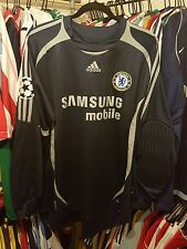 Chelsea Football Shirt 2006/07 Goalkeeper GK XL ~ Cech 1 Champions League