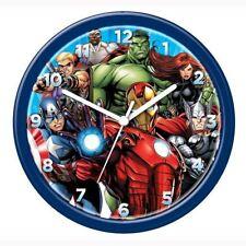 Horloges de maison Marvel pour chambre à coucher