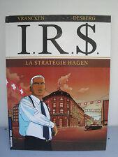 """BD I.R.S. - """"La Stratégie Hagen """""""