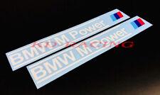 BMW M Power Sticker Decals Springs M2 M3 M4 Z4 M5 X5M F10 F20 Free Shipping x 2